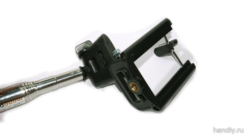 Сэлфи палка - монопод для телефона и держатель