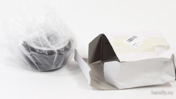 Фотография Адаптер м42-м4/3 упакован в целофановый пакет